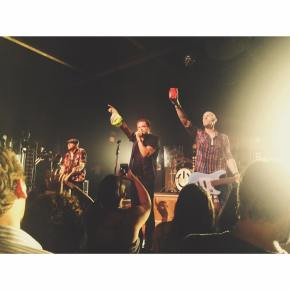 NASHVIEW: @eliyoungband sells out the @musicfarm in Charleston, SC